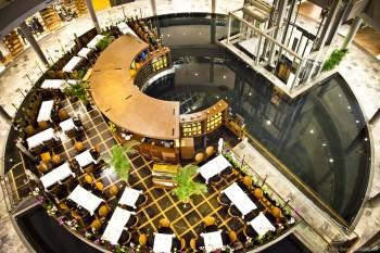 Centre de Marina Bay Sands Singapour