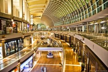 Centre commercial Marina Bay Sands Singapour