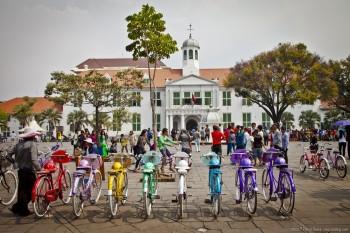 Place Kota Jakarta Java Indonesie