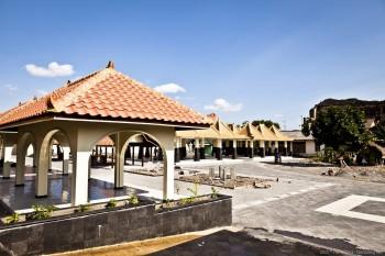 Marche aux oiseaux Yogyakarta Java Indonesie