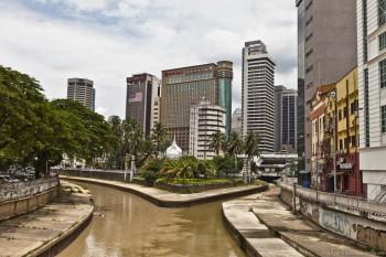 Centre de Kuala Lumpur Malaisie
