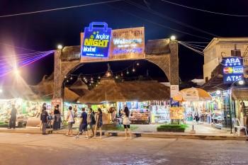 Night Market Siem Reap Cambodge
