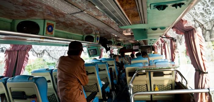 Bus Phnom Penh Ho Chi Minh