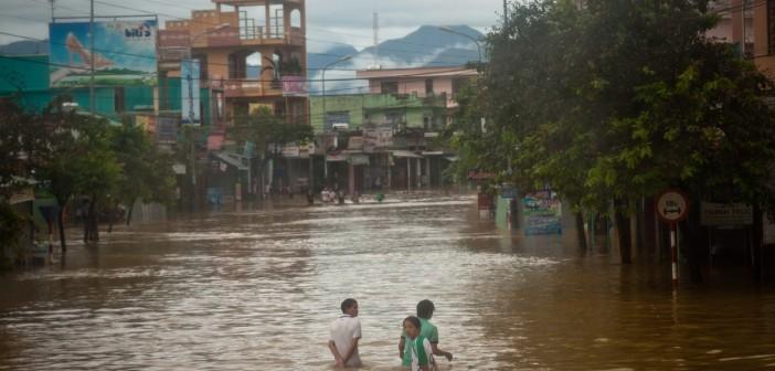 Inondations Hoi An