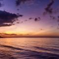 Coucher soleil Hat Yao Thailande