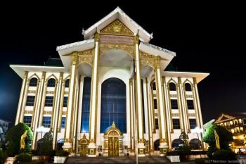 Culture Hall, Vientiane, Laos