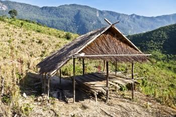 Hutte Hoify Laos