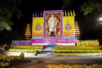 Long live the king Phuket, Thaïlande