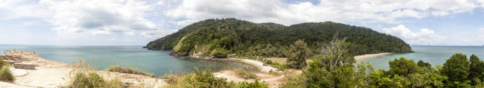 Panoramique Parc National Koh Lanta