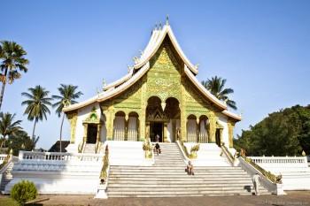 Temple de Luang Prabang, Laos