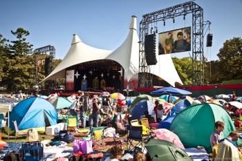 Concerts pour Noël, Sydney Botanic Garden