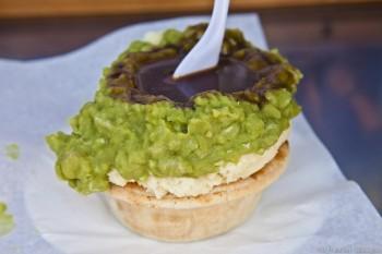 Meat pie, Harry's Café de Wheels