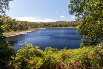Lac du jardin botanique, Jervis Bay