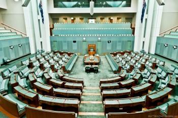 House of representative, Parliament of Australia, Canberra
