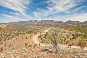 Bunyeroo lookout, Flinders Ranges National Park
