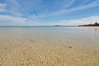 La mer translucide de Whyalla