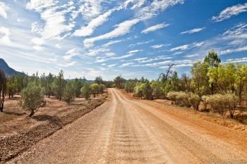 Piste, Flinders Ranges National Park