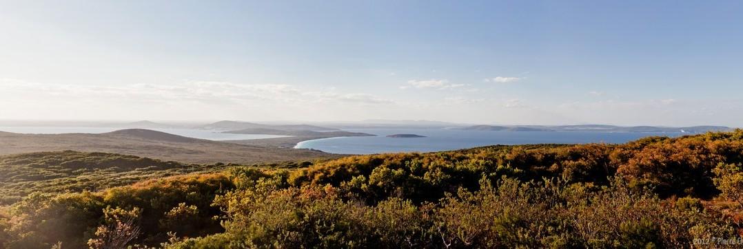 Panoramique de Torndirrup National Park