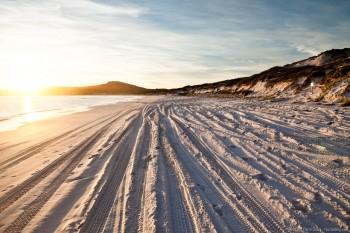 Plage de Lucky Bay, Cape Le Grand National Park