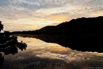 Sunrise in Torbay