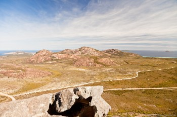 Vue depuis Frenchman Peak, Cape Le Grand National Park