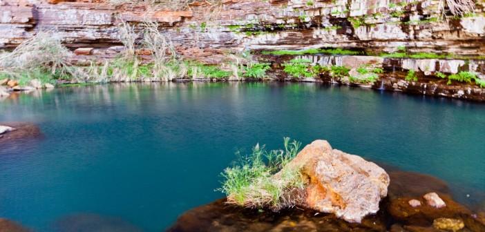 Circular Pool, Karijini National Park
