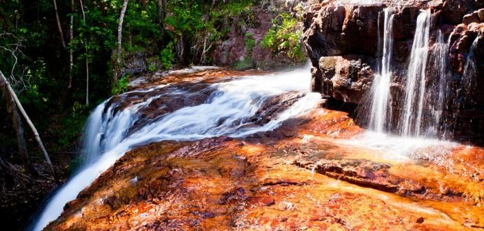 Walker Falls, Litchfield National Park