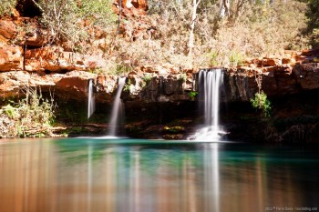 Fern Pool, Karijini National Park