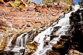Fortescue Falls, Karijini National Park