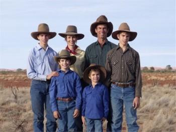 La famille Pensini