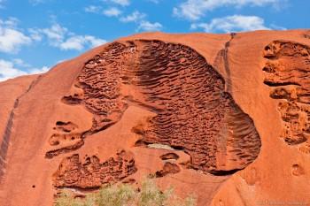 Flanc nord, Uluru