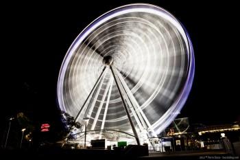 La grande roue de South Bank, Brisbane
