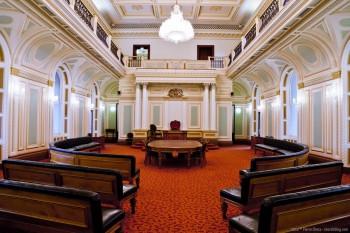 Le parlement du Queensland, Brisane
