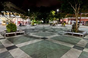 Place centrale, Cairns