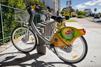 Vélo en libre-service, Brisbane