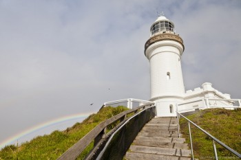 Le phare de Byron Bay