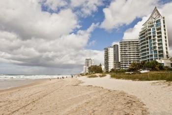 Plage de Surfers Paradise, Gold Coast