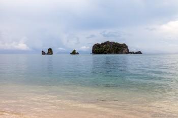 Plage de Tanjung Rhu Langkawi Malaisie