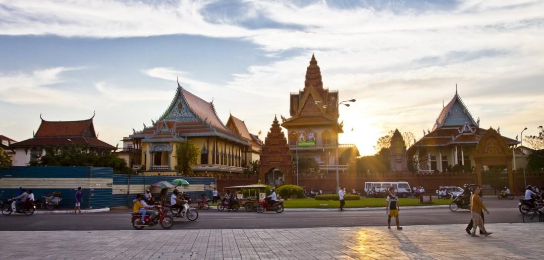 Centre Phnom Penh Cambodge