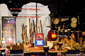 Didjeridoo show à Alice Springs