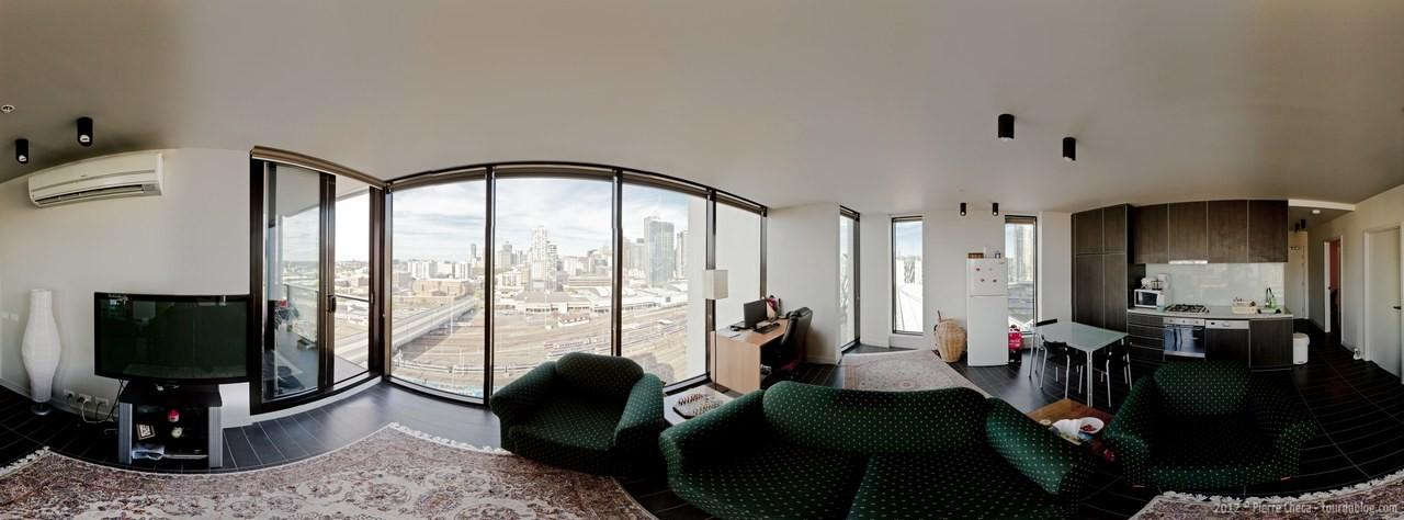 Visite virtuelle de notre appartement, Docklands