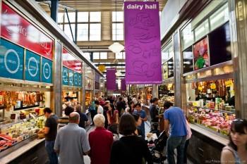 Le Queen Victoria Market de Melbourne