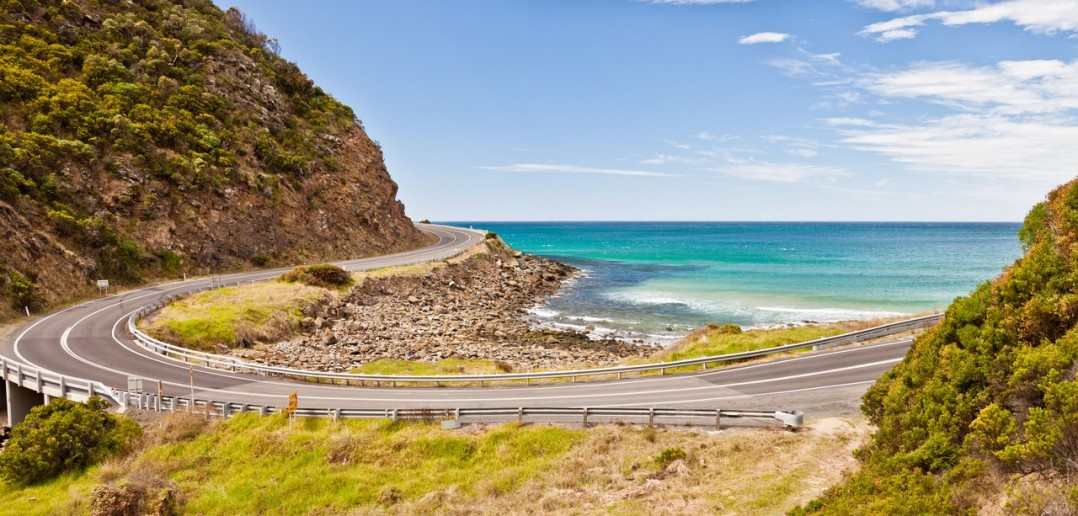 Great Ocean Road Victoria Australie