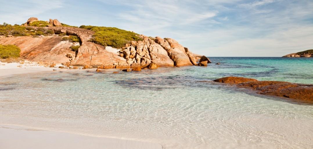 Thistle Cove cape le grand WA Australie