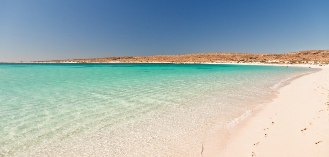 Turquoise Bay Cape Range WA Australie