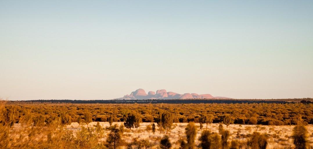 Kata Tjuta Centre rouge NT Australie