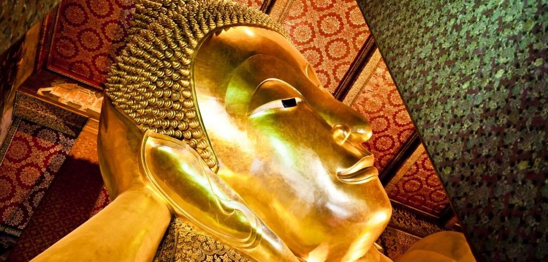 Le Wat Pho de Bangkok Thailande